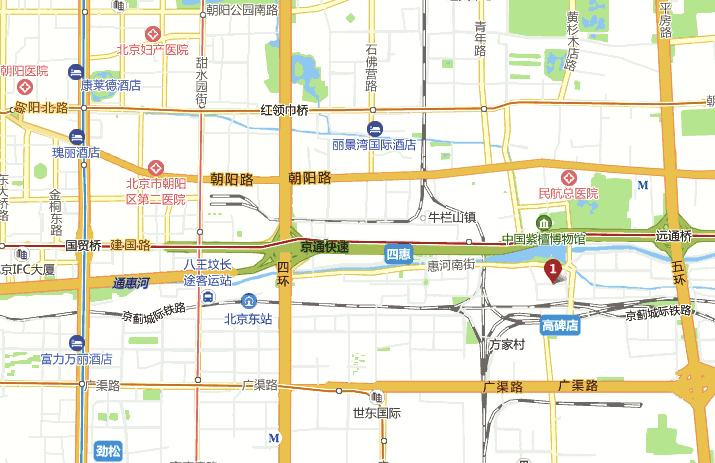 美研平面亿博国际专线投注公司地图导航