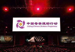 中国妇女发展基金会CI亿博国际专线投注策划