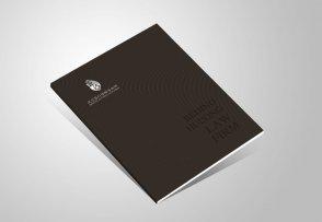 律师事务所画册设计_北京惠行宣传册