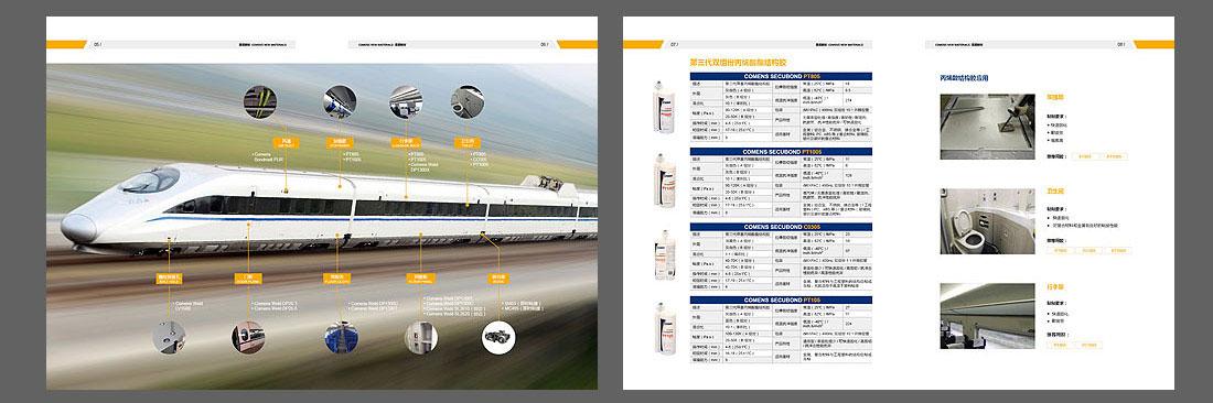 新材料产品画册_高盟公司宣传画册-3