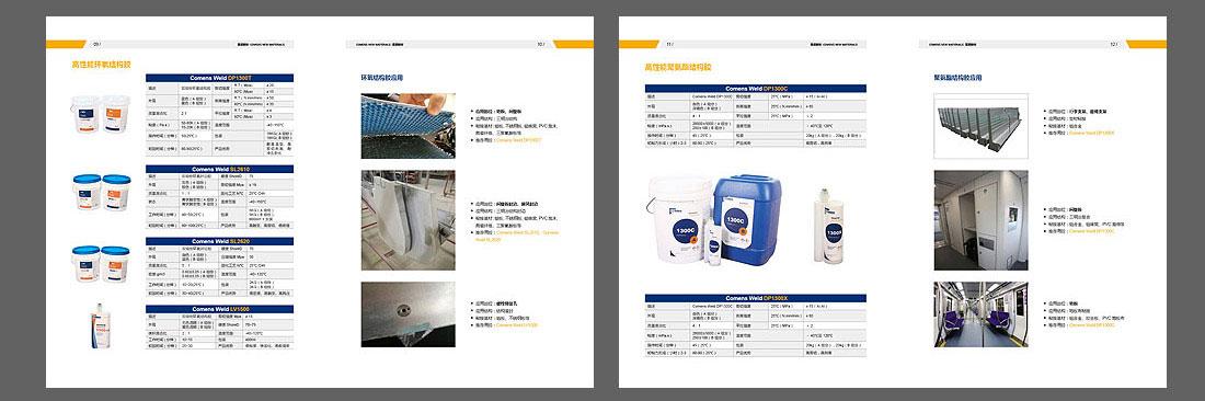 新材料产品画册_高盟公司宣传画册-4