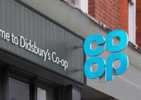 英国Co-op连锁超市VI设计欣赏