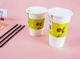 品牌果汁店VI设计手册的核心竞争