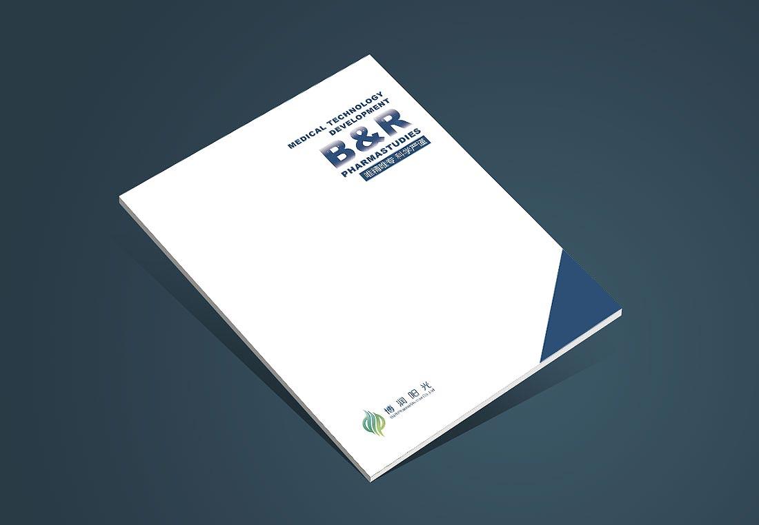 医疗画册亿博国际专线投注制作,博润医疗公司画册欣赏-1