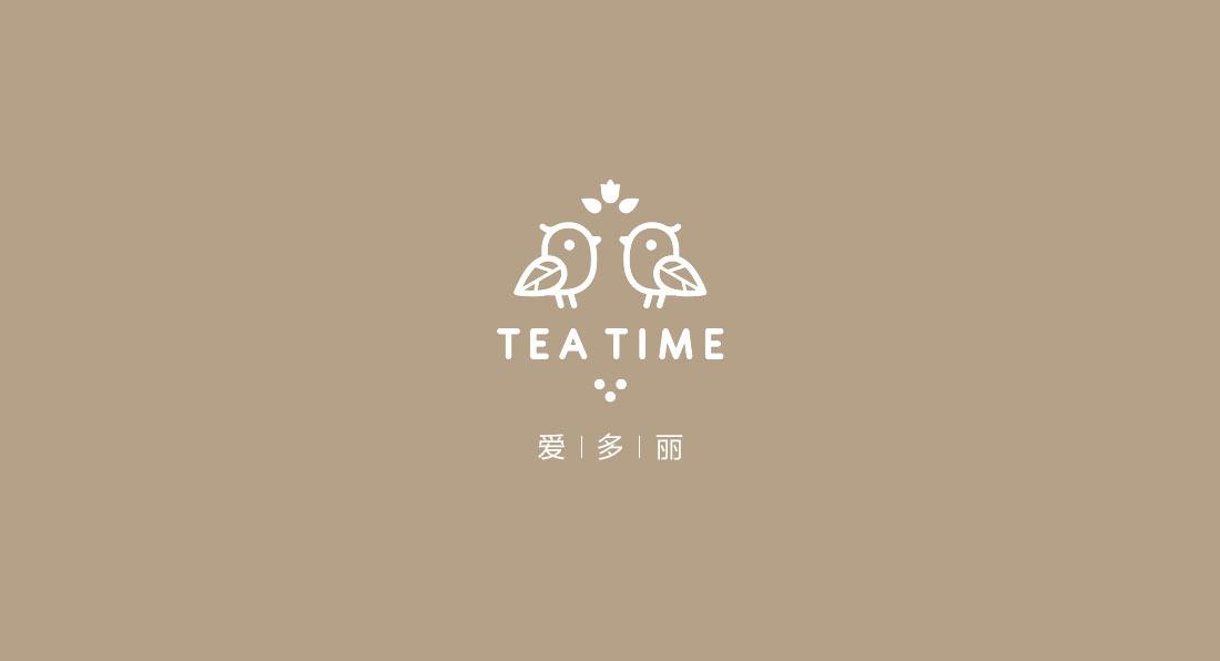 上海爱多丽品牌奶茶店VI亿博国际专线投注手册-1